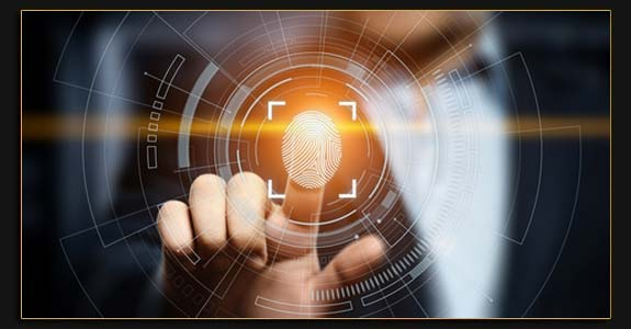 access control systems fingerprint image